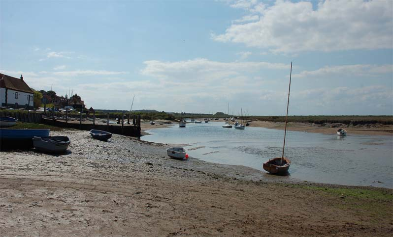 The Sidings Holiday Cottages - Burnham Overy Staithe, Norfolk